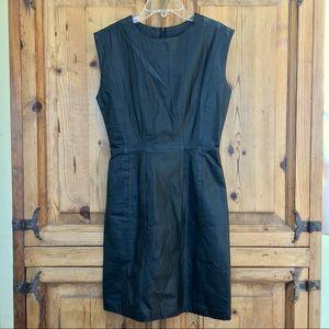 Ambria Leather Dress